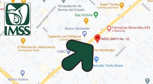 IMSS UMF 10 Baja California