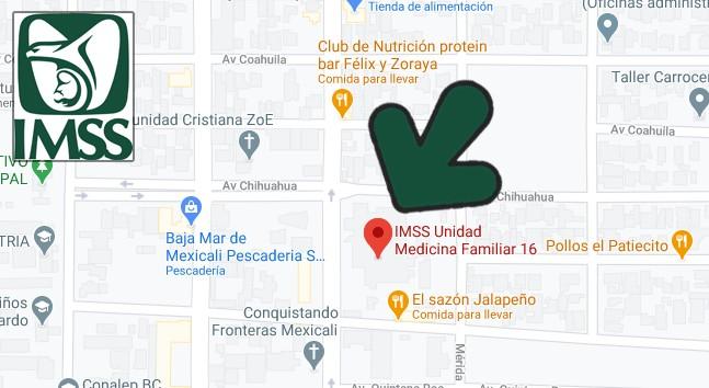 IMSS UMF 16 Baja California
