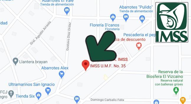 IMSS UMF 35 Baja California Sur