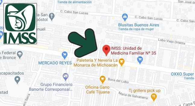 IMSS UMF 35 Baja California